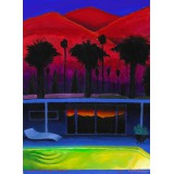 """Palm Springs Dawn"""