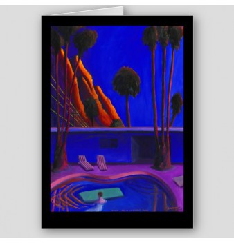 Palm Springs Fine Art Note Card Set